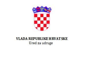 logo ureda za udruge